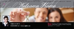 PC - Welcome Home - 11x4.25