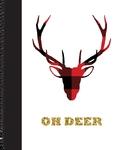 Notebook_Oh Deer