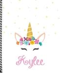 Notebook_Custom Unicorn