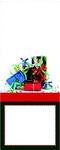 4.25 x 11 - Celebrations - Holiday1020