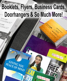 Adeas Printing Wichita Ks Print Shop Quality Door Hangers