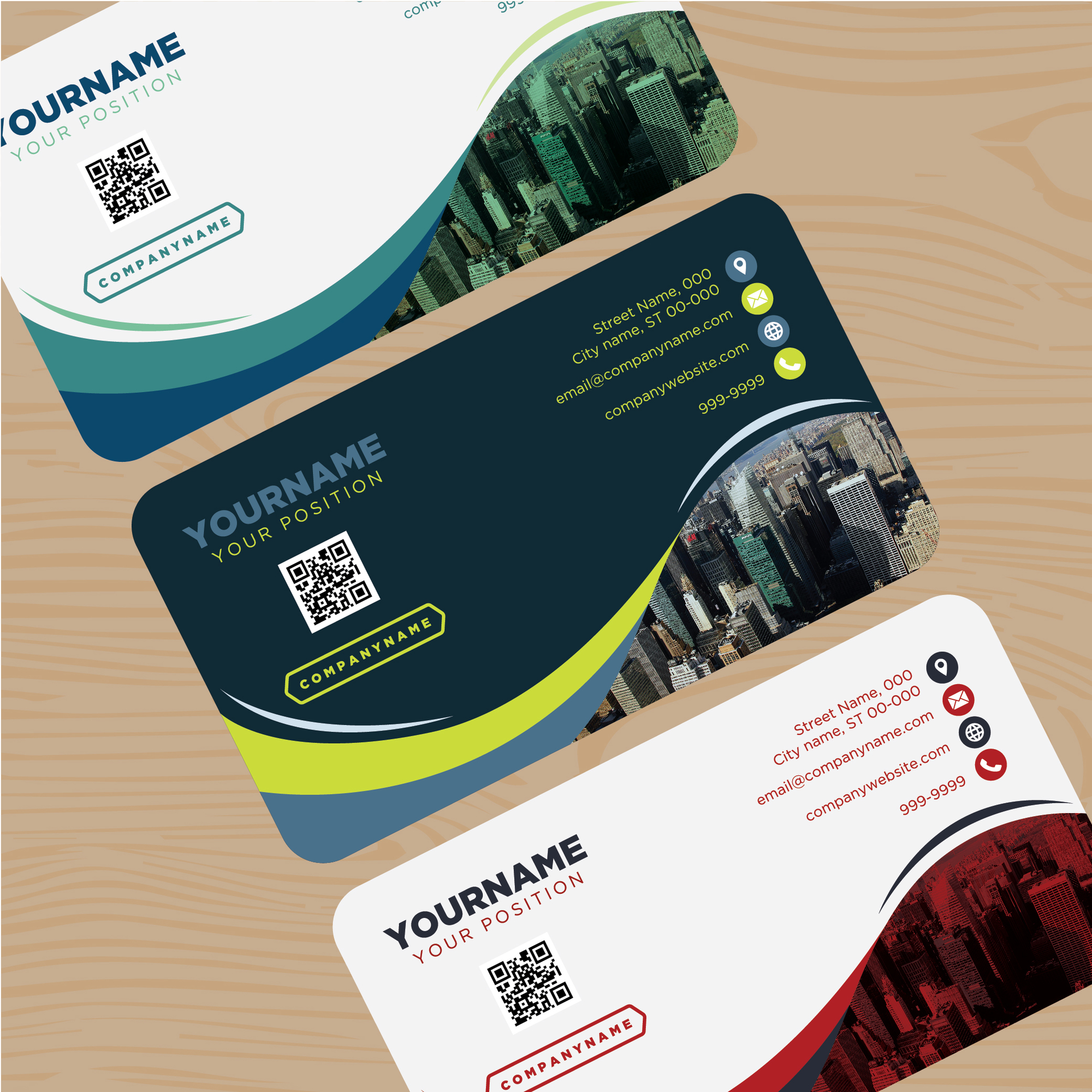 Professional Quality Business Cards