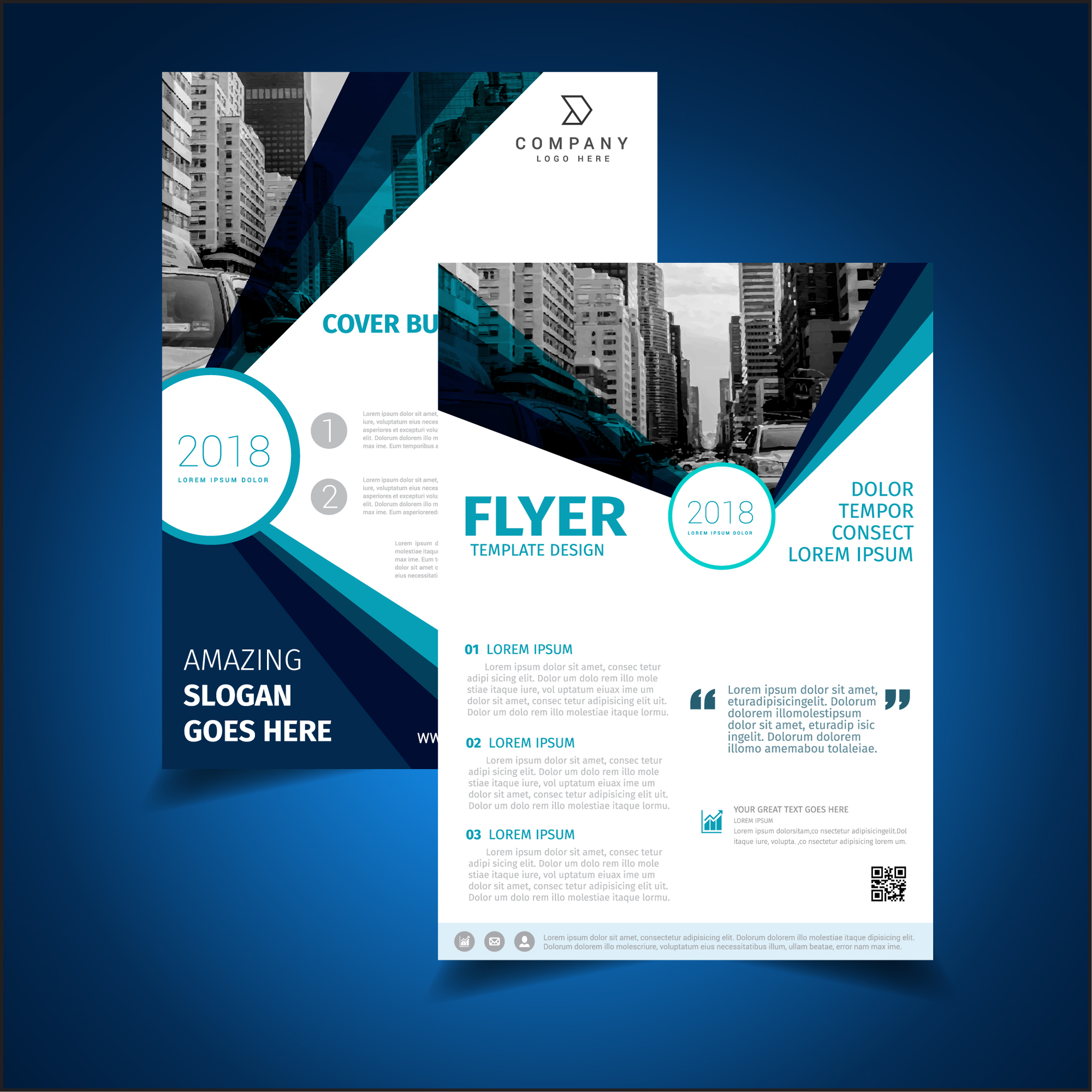 full color flyers with stick increase customer redemption