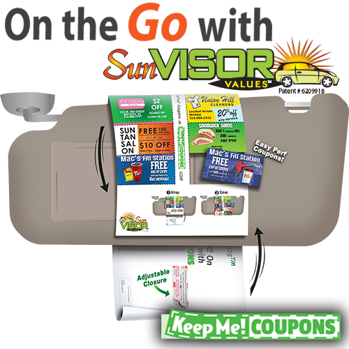 Coupons SunVisor Values