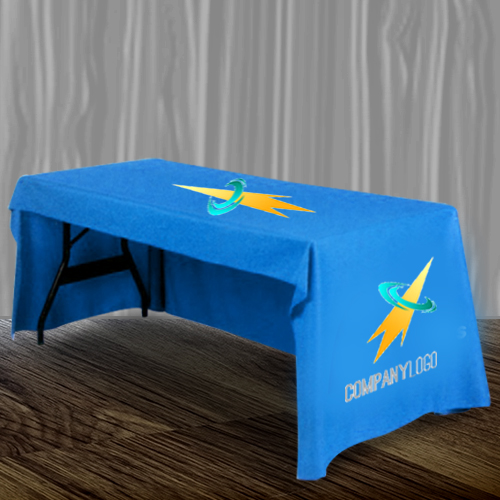 3 sided table cover